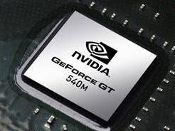 Nvidia 540M