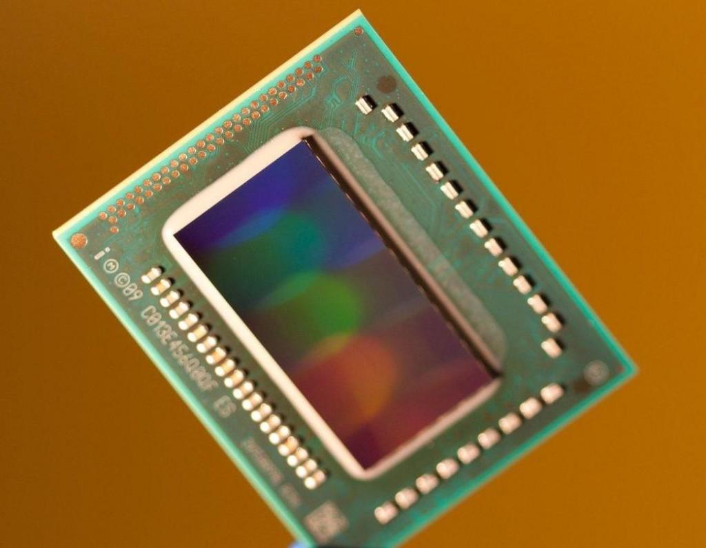 """Un procesor din generatia """"Sandy Bridge"""" pentru laptopuri"""