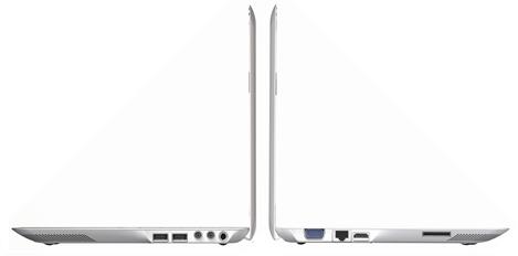 Procesoarele pentru laptop: Clasa Ultraportabile