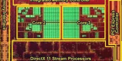 AMD Llano in actiune !